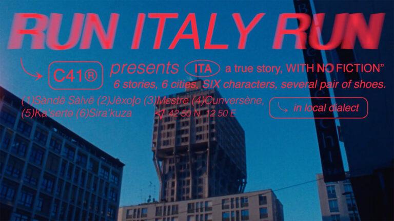 Run Italy Run