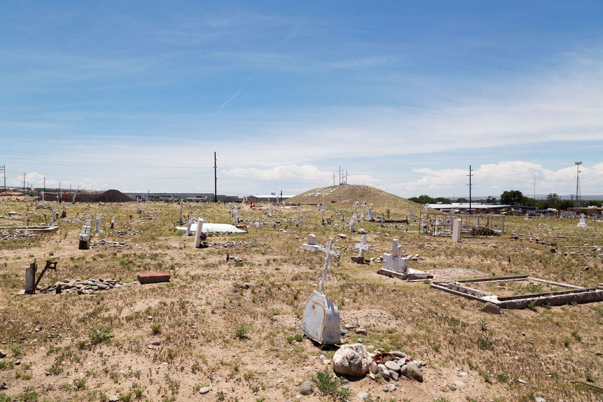 Chelsea_Darter_03_Cemetery,-Albuquerque,-NM