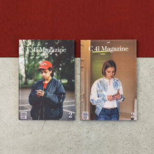 C 41 Magazine issue 2</br> Is Out Today