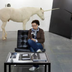 Andy Freeberg takes us behind the scenes of art fairs' setting up