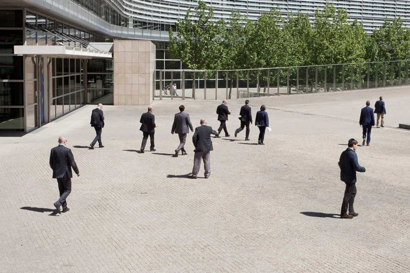Esther Hovers False Positive Cover