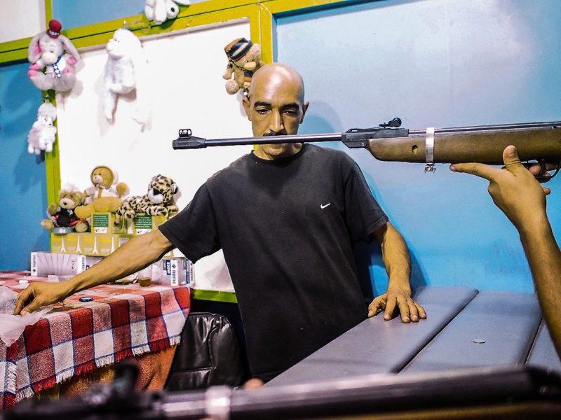 Hakim Boulouiz Wax Dolls 07