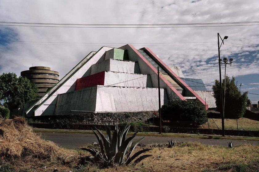 Pablo Lopez Luz Pyramid COVER