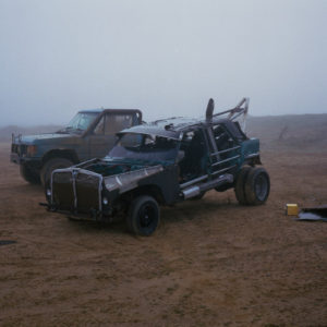 A wasteland of steel, fuel and dust: Jamie Hladky hits the road