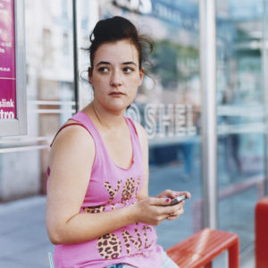 They call them 'peace walls': Enda Bowe portrays a divided everyday youth