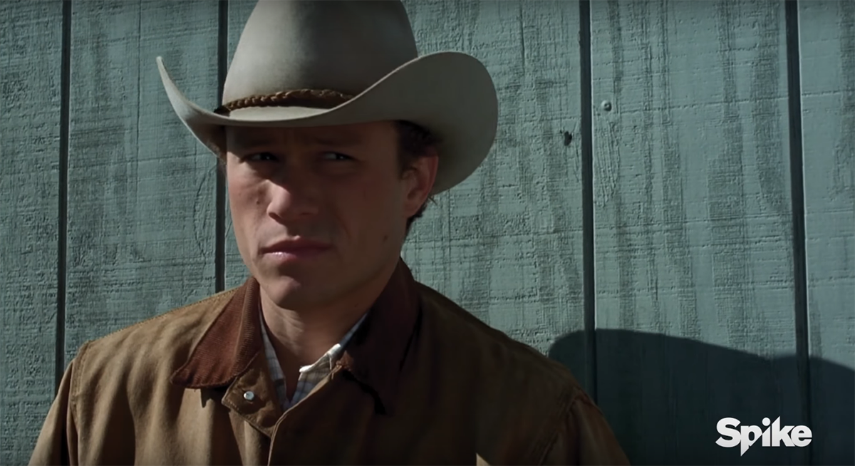 Not a tragic story of any forbidden love placing brokeback mountain in the western genre