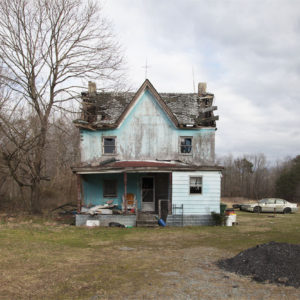 A fascinating tale of abandoned houses told by Ben Marcin