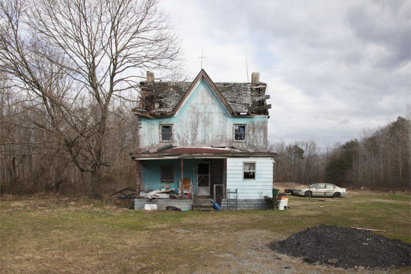 Ben Marcin House Apart COVER