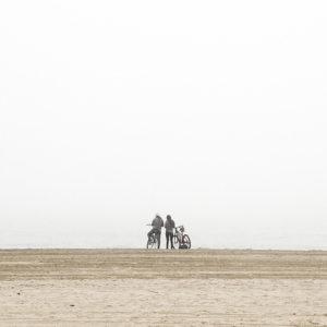 It's just fog: David Behar and the misty beaches of LA