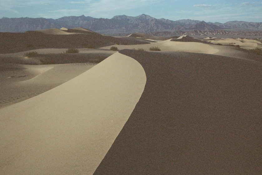 Lorenz Underexposed Desert COVER
