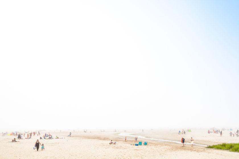 Luca Minciotti Beach COVER
