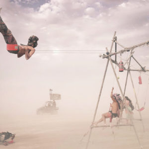 Surreal photos of Burning Man, probably the most amazing festival, By Victor Habchy