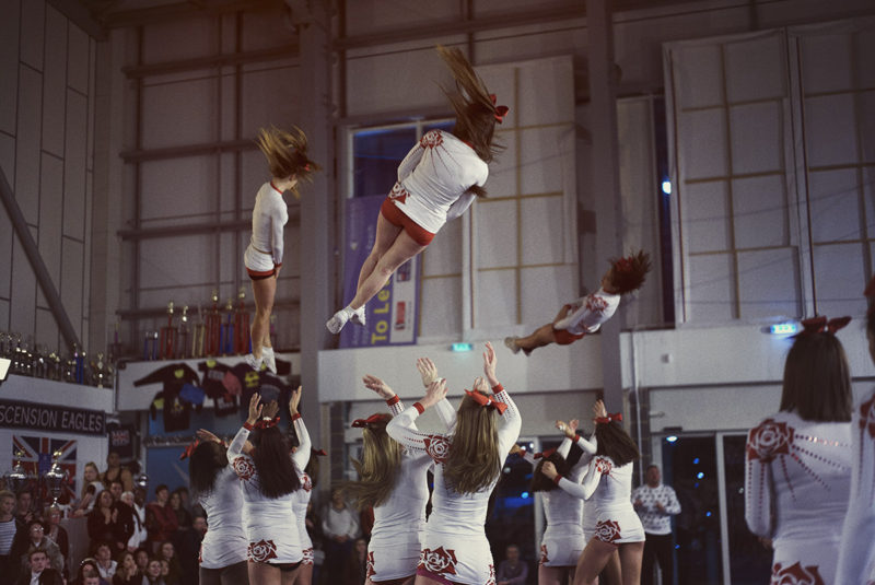 Leo CHEERLEADING 07