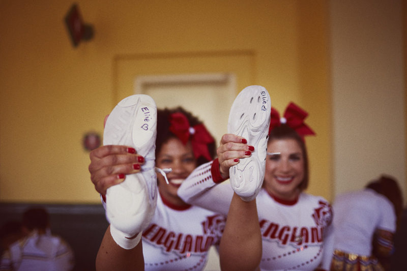 Leo CHEERLEADING 15