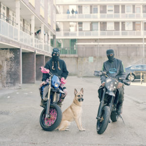 Spencer Murphy explores the fascinating world of the subculture of Londons' motorcyclists