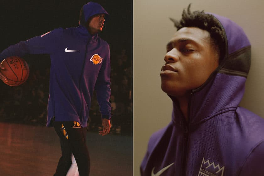 Nike Nba Warm Up Jackets 12