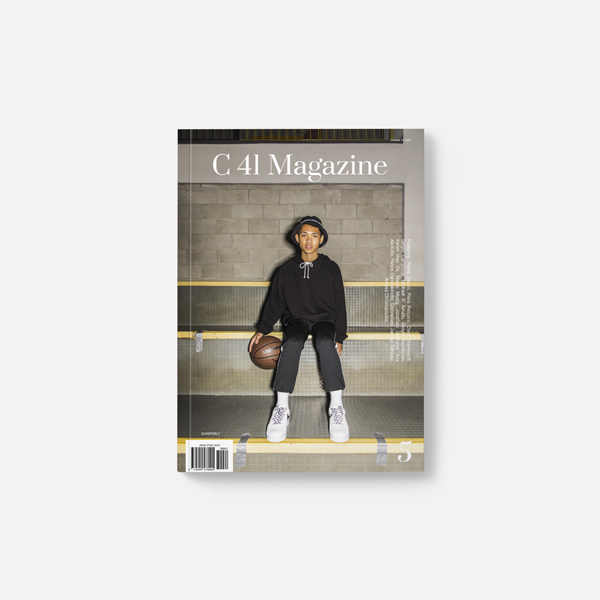 C 41 Magazine Issue5 Tomorrow 1 Cover Shop 600x600