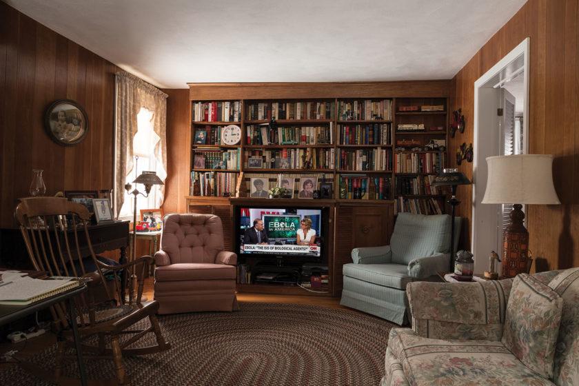 Grandma S TV Room October 2014