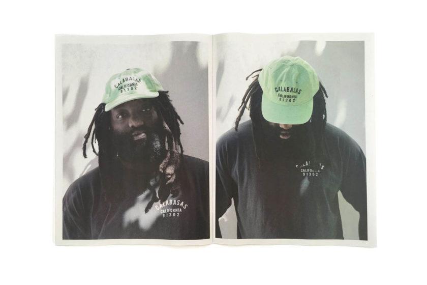 Kanye West's New Zine19
