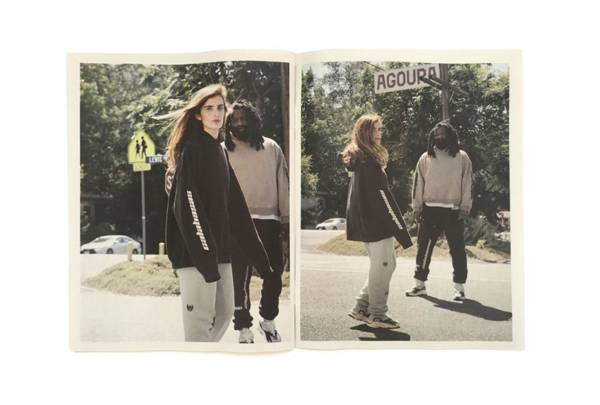 Kanye West's new zine shocks the world of fashion