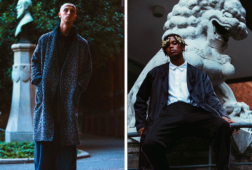 Http Hypebeast.com Image 2017 10 Nepenthes Colors Needles Engineered Garments Editorial 11