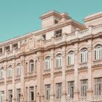 Salvador Cueva tells us about Cuba through a colorful architecture