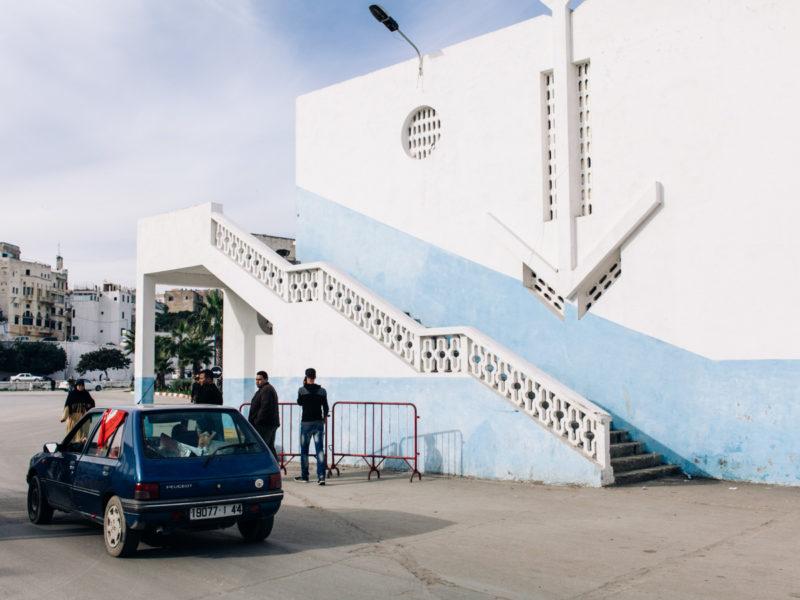 Tanger [2012 2013]