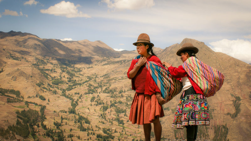 Miliedel Photographer Amaru Community Peru MAIN