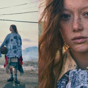 Gregory Harris makes stunning shots for this fashion editorial