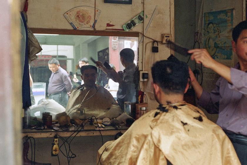Barber Shop, China