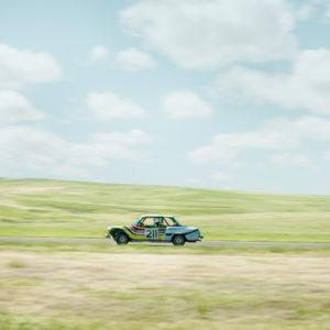 Jamie Kripke makes us participate in a rather unusual car race