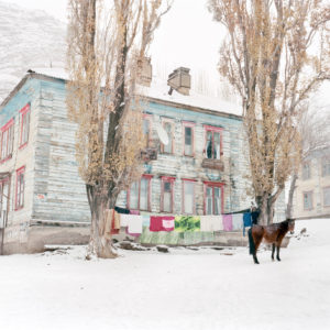 Elliott Verdier photographs the old and new generations of Kyrgyzstan