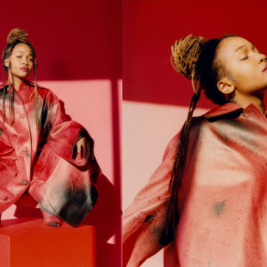 Tyler Mitchell amazes us with photographs nuances of red
