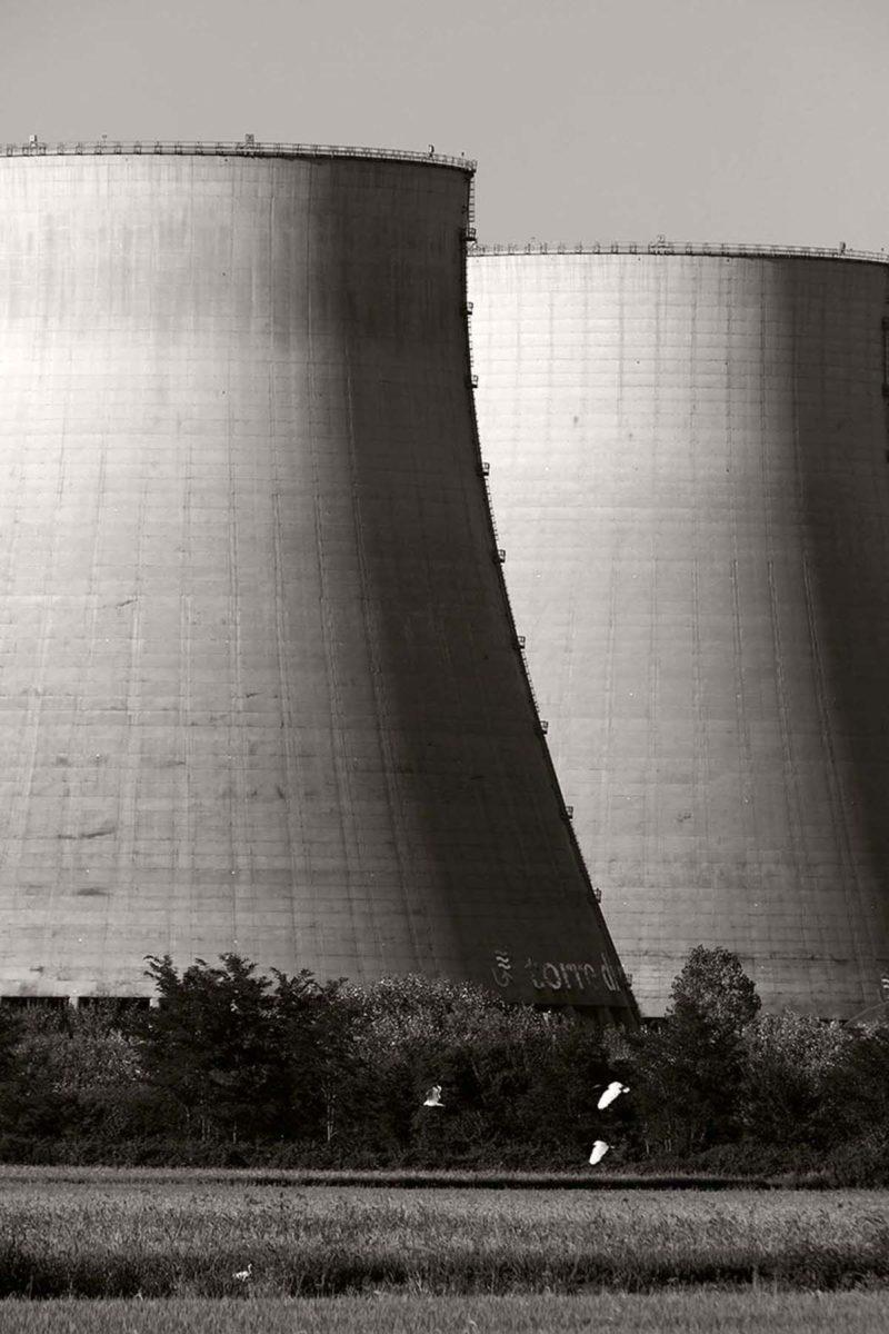 3. Sohei Nishino Il Po, Vecchia Centrale Elettrica