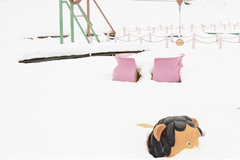 Playground 10 Seasonal Abandonment Of Imaginary Worlds