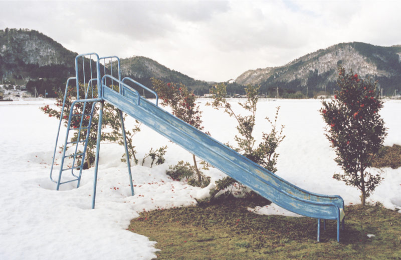 Playground 7 Seasonal Abandonment Of Imaginary Worlds