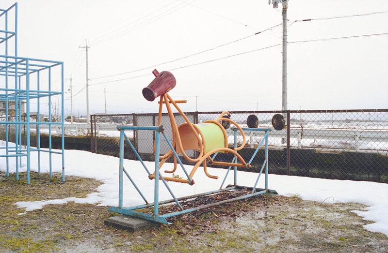 Playground 8 Seasonal Abandonment Of Imaginary Worlds