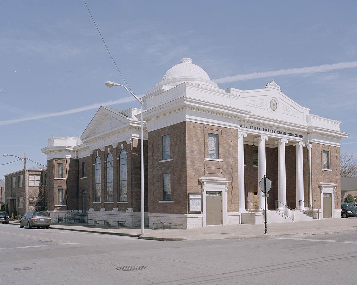 First Prosbyterian 001
