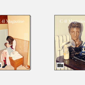C 41 Magazine Issue 6 is out now.