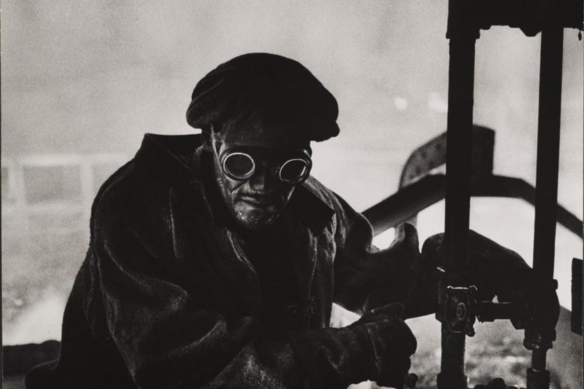 8. Eugene Smith Steelworker