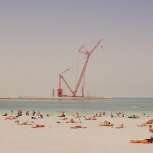 Dubai is a city that changes its face during the night as Alex Atack recounts