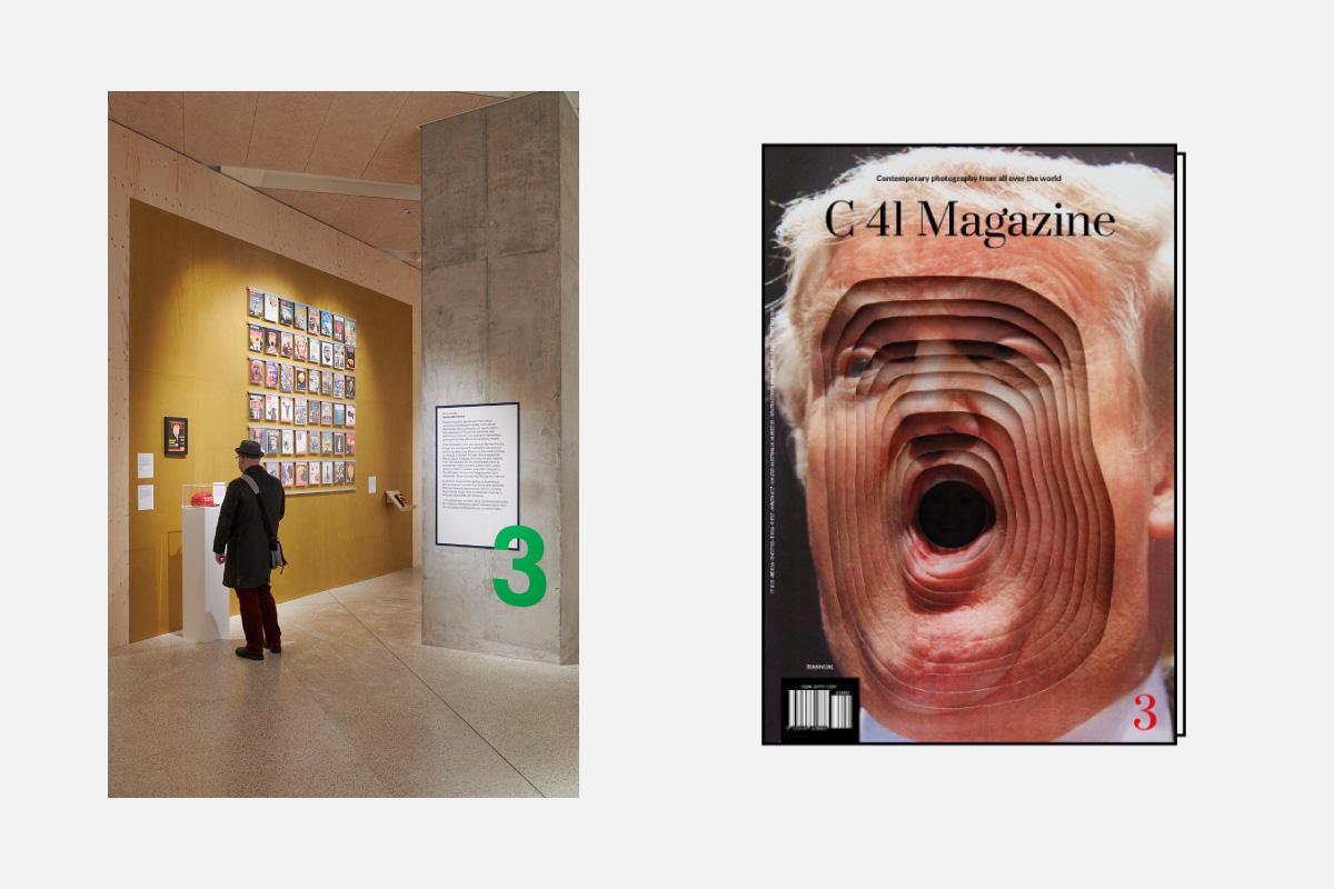 C41 Magazine London Design Museum 2