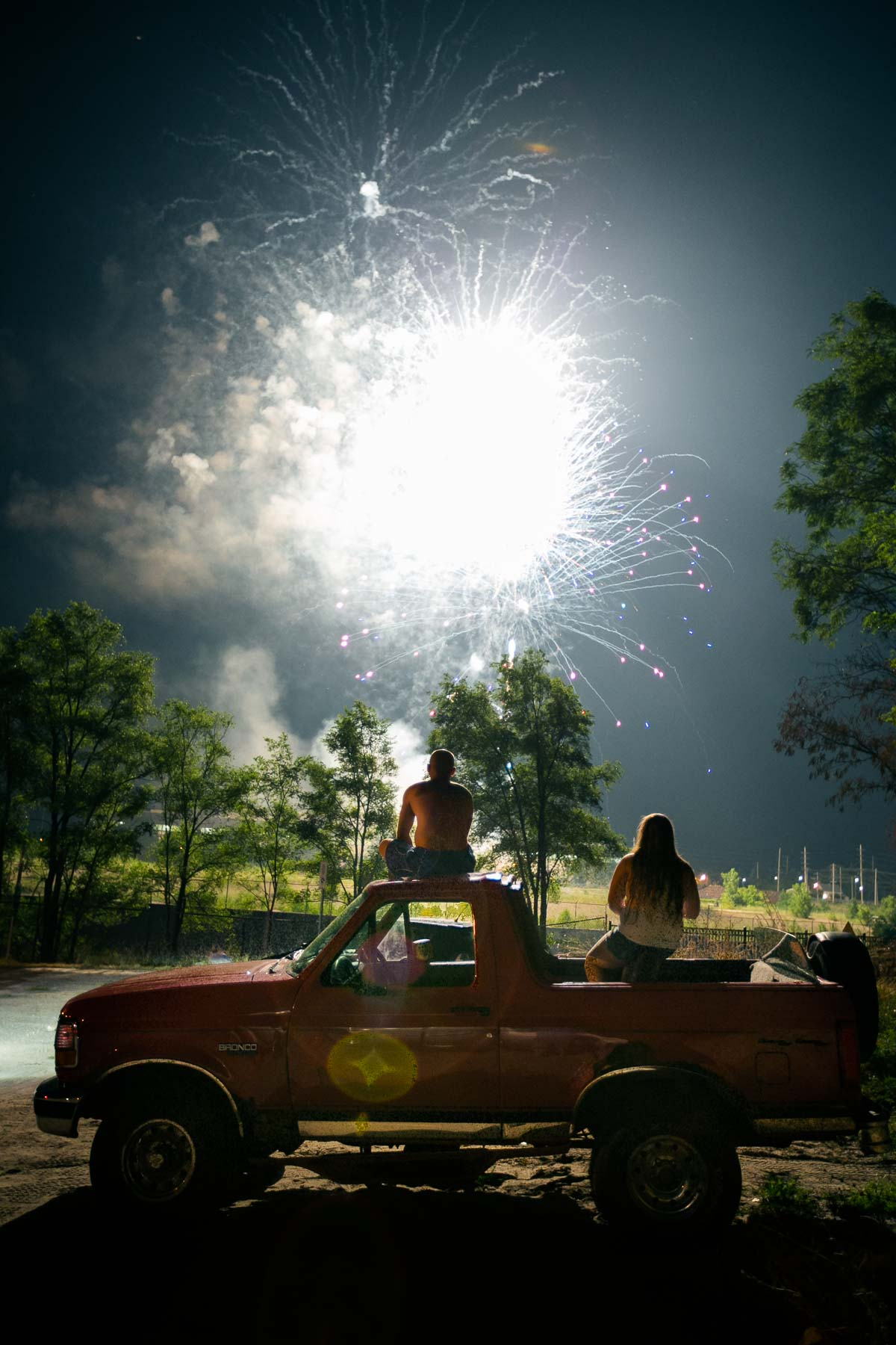 Flint Fireworks