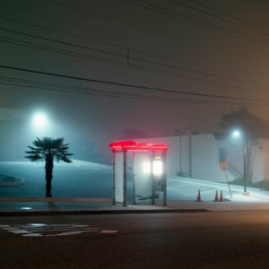 The fog shows us different worlds every time according to Kyle Kim. What do you see?