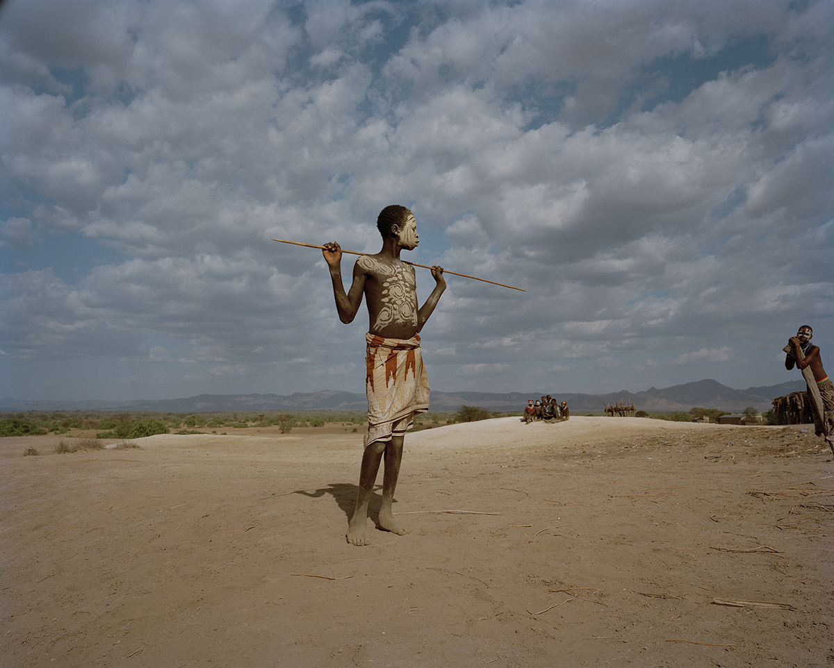 DC 038.50 001 Omo River Valley Ethiopia Simien Mountains Ethiopi