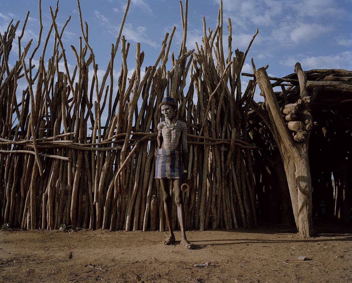 DC 043.45 001 Omo River Valley Ethiopia Simien Mountains Ethiopi