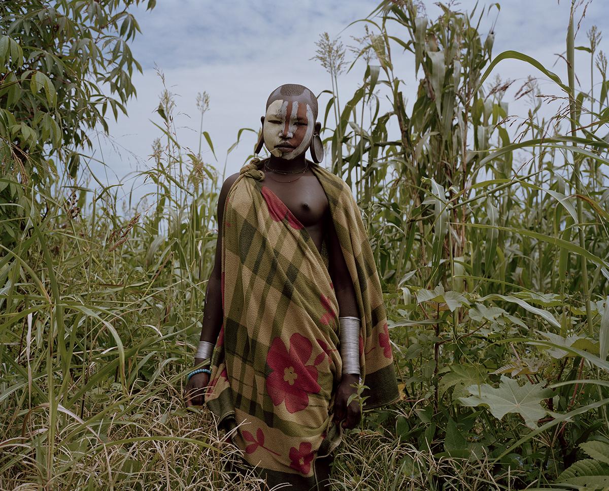 DC 076.49 001 Omo River Valley Ethiopia Simien Mountains Ethiopi