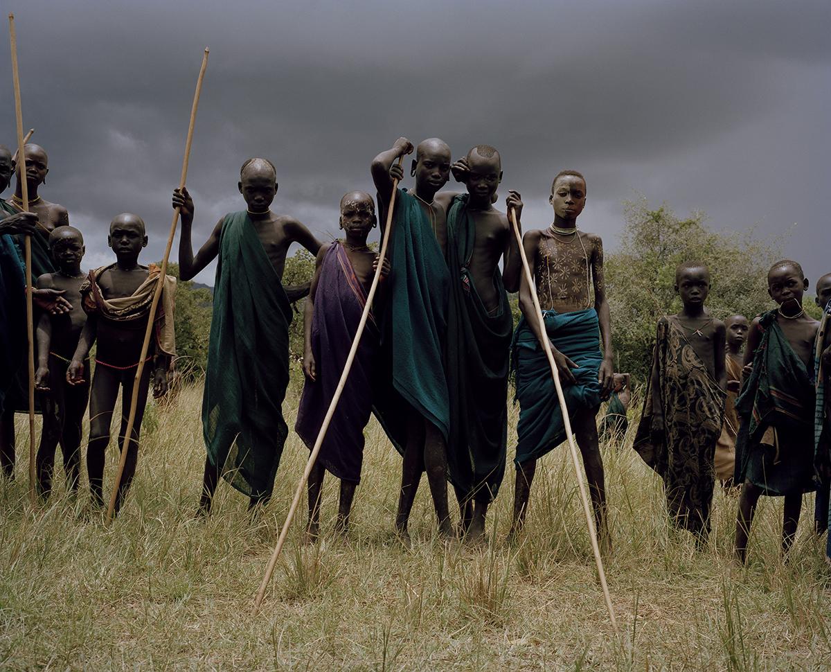 DC 079.48 001 Omo River Valley Ethiopia Simien Mountains Ethiopi