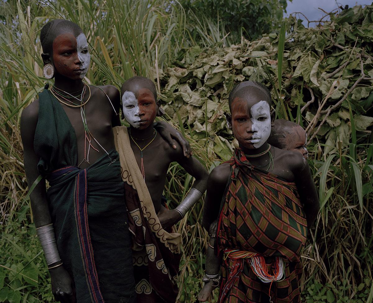 DC 079.52 001 Omo River Valley Ethiopia Simien Mountains Ethiopi