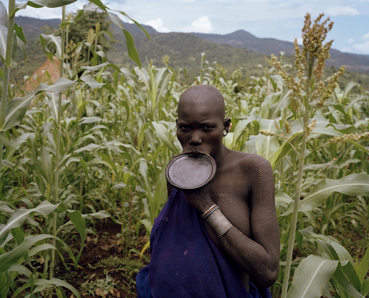 DC 188.52 001 Omo River Valley Ethiopia Simien Mountains Ethiopi
